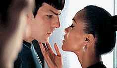 Star Trek - Spock & Uhura #12: a grown-up romance between people who are flawed, but also intelligent and mature - Fan Forum