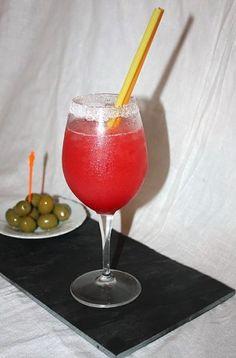 Sparkling Cocktail al lampone