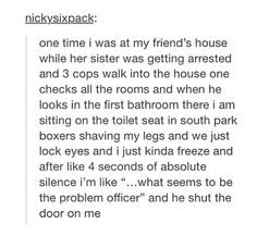 FunSubstance - Funny pics, memes and trending stories Tumblr Stories, Funny Stories, Stupid Funny, The Funny, Hilarious, Funny Stuff, Random Stuff, Funny Things, Funny Tumblr Posts