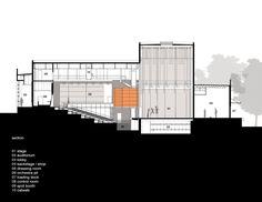 Gallery - Imperial Centre Theatre / Pearce Brinkley Cease + Lee - 9