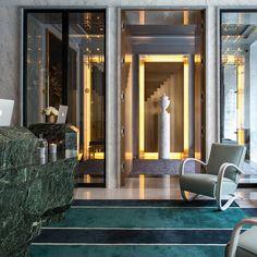 nolinski-hotel-paris #eclectic #hotel #interiordesign