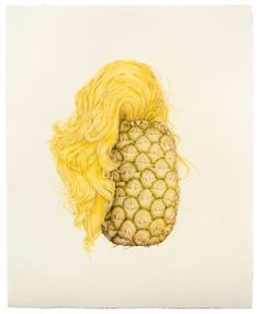 See: Aurel Schmidt's Lovely, Sexual Produce Art - The Cut