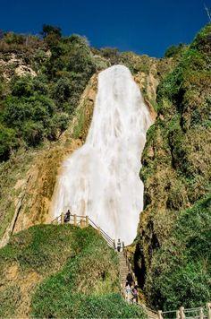 Cascada El Chiflón. Ven, conoce y disfruta con Viajes Balamil. www.mexicoexplorers.com