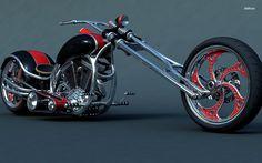 Custom Harley Davidson Motorcycles | Custom Harley-Davidson chopper wallpaper 1280x800 Custom Harley ...