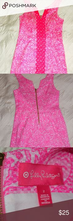 Lilly Pulitzer for Target Selling a Lilly Pulitzer for Target Dress. Size 2. Worn once. Lilly Pulitzer for Target Dresses