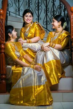 Looking for blouse design to wear with your wedding silk sarees? Here are 19 pretty blouse choices to try and make your special saree even more special. Indian Bridal Sarees, Bridal Silk Saree, Indian Beauty Saree, Saree Wedding, Wedding Wear, Raw Silk Saree, Net Saree, Lehenga Saree, Anarkali Dress