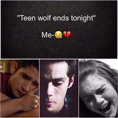 This is me without TEEN WOLF