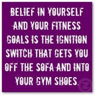 just start, just get to the gym
