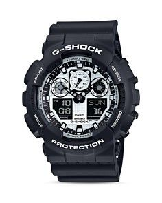 G-Shock Analog-Digital Watch, 51.2mm