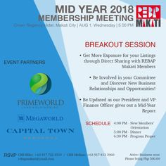 Inviting you all to our Midyear Membership Meeting this coming August Wednesday, PM at Crown Regency Hotel, Makati City (See … Regency Hotel, Makati City, Our President, Wednesday, Crown, Invitations, Corona, Save The Date Invitations, Crowns