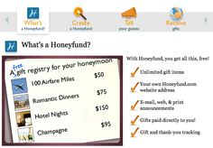 Honeyfund What Started As A Honeymoon Funding Site Has Expanded Into Way For The