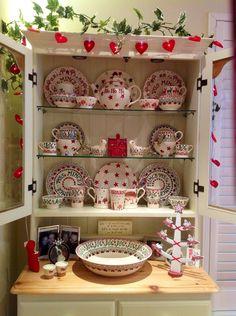 Emma Bridgewater Joy on display