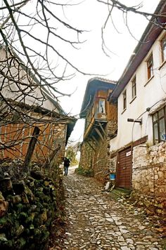 Cumalıkızık Village - Bursa,Turkey