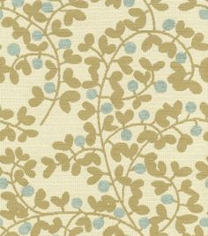 Upholstery Fabric-Waverly Lovesong Robin'S Egg at Joann.com
