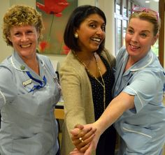 St Peter's Hospice dance competition launched by Sunetra Sarker