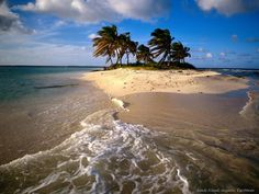 Sandy Island, Anguilla, Caribbean. What I wouldn't give to be there right now...