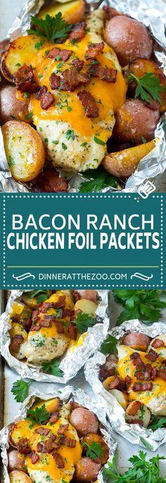 Foil Packet Dinners, Foil Pack Meals, Foil Packet Recipes, Summer Grilling Recipes, Easy Dinner Recipes, Summer Recipes For Dinner, Grilling Ideas For Dinner, Grilled Dinner Ideas, Dinner Options