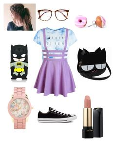 """""""Geek chic"""" by mangoartist ❤ liked on Polyvore"""