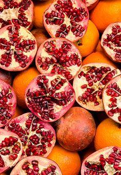 Os benefícios da romã - antioxidantes poderosos
