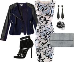 """It's a date"" by eleahs on Polyvore"