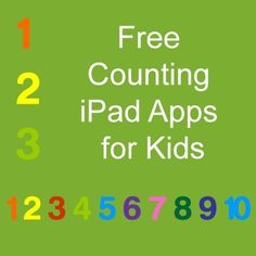 21 Free Counting iPad Apps for Kids - eLearning Industry