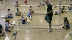 Tinikling from the Philippines - great for Asian units of study and collaboration with P.E.