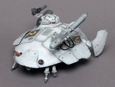 Mig Productions 1/35 scale Hover Tank
