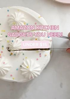 Best Amazon Buys, Best Amazon Products, Amazing Life Hacks, Useful Life Hacks, Cool Kitchen Gadgets, Kitchen Hacks, Teacher Signs, Kitchen Must Haves, Everyday Hacks