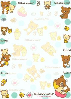 To all rilakuma fan out there, I hope you purchase. You will get 11 rilakuma memo sheet when you purchase. They are adorable and cute.