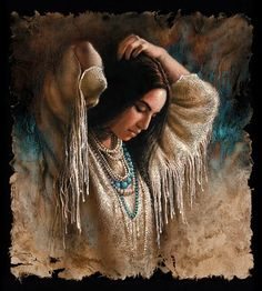'The Turquoise Necklace' - Lee Bogle