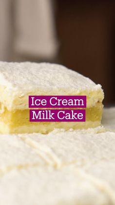 Homemade Cake Recipes, Fun Baking Recipes, Dessert Recipes, Cooking Recipes, Sweet Desserts, Sweet Recipes, Delicious Desserts, Yummy Food, Cupcake Cakes