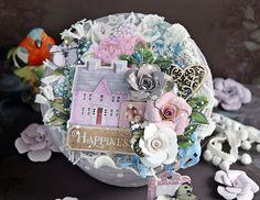 Freetany Flowers: Уютное чудо. Вдохновение от ПД Татьяны Тарасюк