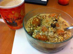 Bei Petzi startete der Mittwoch mit einem Frühstück auf Reismilchbasis