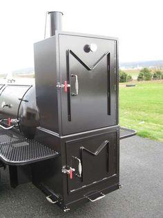 bbq smokers   Home  BBQ Smokers / Pits  TS500 BBQ Smoker Trailer