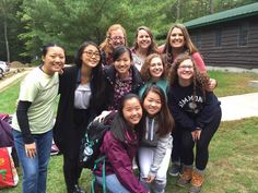 Finding Healing And Friendship In The Woods