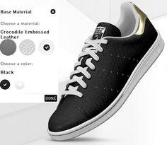 adidas Stan Smith Now Customizable!:   ~  http://www.singlemommies.net/?p=82156