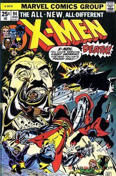 X-men Comic | Uncanny X-Men 94-200