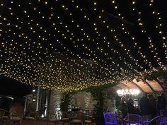 Music&Co. Fairylights - uplight wedding receptions #fairylights #weddinginspiration #weddingintuscany #destionationwedding