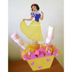 . Ideas Para, Cinderella, Centerpieces, Disney Princess, Disney Characters, Baby, Dish Towels, First Year, Souvenirs