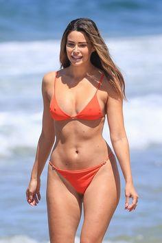 Sexy Bikini, Black Bikini, Mädchen In Bikinis, String Bikinis, Mode Du Bikini, Celebrity Bikini, Bikini Fashion, Sensual, Beauty