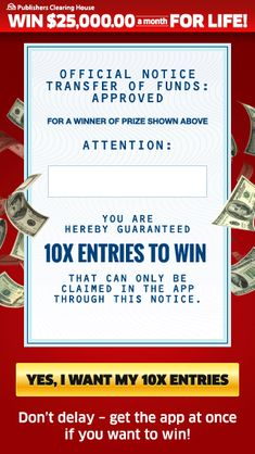 I would like to claim the SuperPrize from PCH and have representatives from the Prize Patrol bring me the check, balloons, champagne and the poster board with my name on it. This would make my day and change my life forever. Lotto Winning Numbers, Lotto Numbers, Instant Win Sweepstakes, Online Sweepstakes, Money Sweepstakes, Investing Apps, Win For Life, Winner Announcement, Congratulations To You