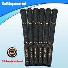 Honma Beres golf grips High quality rubber grips Factory wholesale iron grip 10pcs/lot Freeshipping