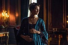 Caitriona Balfe Talks Us Through Claire's Tragedy On Outlander (Spoilers) #refinery29  http://www.refinery29.com/2016/05/111536/outlander-miscarriage