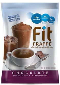 Big Train Fit Frappé Protein Drink Mix Chocolate, Two 3 Lb Bags >>> Check out the image by visiting the link.  This link participates in Amazon Service LLC Associates Program, a program designed to let participant earn advertising fees by advertising and linking to Amazon.com.