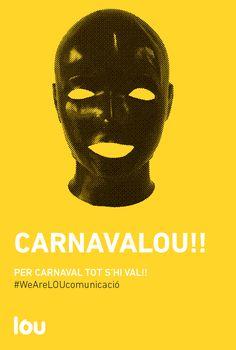 per carnaval tot s'hi val!