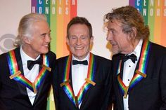 Only Band selected for the Kennedy Honors. December 2012.