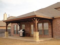 Hip and Ridge Patio Covers Gallery - Highest Quality Waterproof Patio Covers in Dallas, Plano and Surrounding Texas Tx.