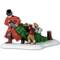 Department 56 Dickens' Village Series? A Christmas Beginning