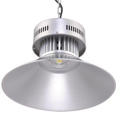 19in 100W LED High Bay Light Industrial Commercial Lighting