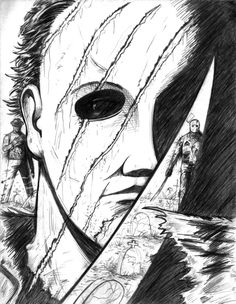 Freddy vs Jason vs Michael Myers 2nd version by DougSQ.deviantart.com on @deviantART